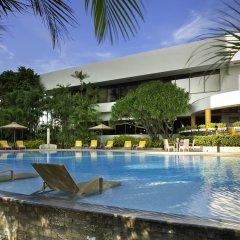 Отель Marco Polo Plaza Cebu Филиппины, Лапу-Лапу - отзывы, цены и фото номеров - забронировать отель Marco Polo Plaza Cebu онлайн бассейн
