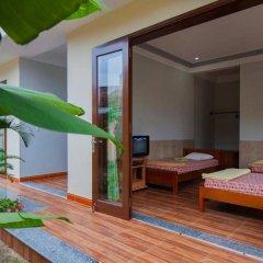 Гостевой Дом Petunia Garden Homestay балкон
