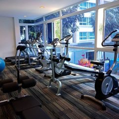 Отель The Royal Place фитнесс-зал фото 2