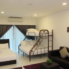 Отель Summer Suites Residences by Subhome Малайзия, Куала-Лумпур - отзывы, цены и фото номеров - забронировать отель Summer Suites Residences by Subhome онлайн комната для гостей