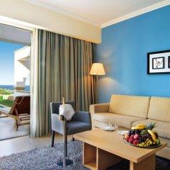 Отель The Kresten Royal Villas & Spa Греция, Родос - отзывы, цены и фото номеров - забронировать отель The Kresten Royal Villas & Spa онлайн комната для гостей фото 3