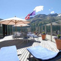 Отель Art Boutique Monopol Швейцария, Санкт-Мориц - отзывы, цены и фото номеров - забронировать отель Art Boutique Monopol онлайн бассейн фото 2