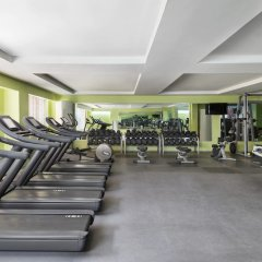 Отель Four Points By Sheraton Lagos Лагос фитнесс-зал фото 3
