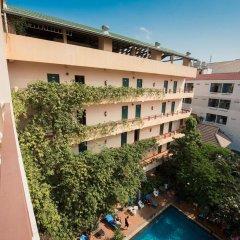 Отель Opey De Place балкон