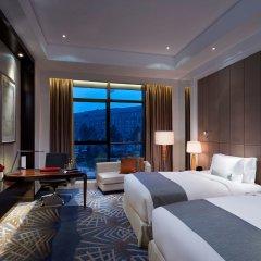 Отель Gran Meliá Xian Китай, Сиань - отзывы, цены и фото номеров - забронировать отель Gran Meliá Xian онлайн комната для гостей фото 2