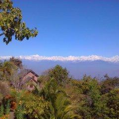 Отель Namobuddha Resort Непал, Бхактапур - отзывы, цены и фото номеров - забронировать отель Namobuddha Resort онлайн приотельная территория