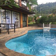 Отель Phuket Private Havana Villa бассейн