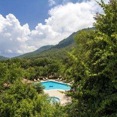 Doga Apartments Турция, Фетхие - отзывы, цены и фото номеров - забронировать отель Doga Apartments онлайн бассейн фото 2