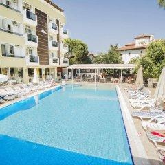 Mersoy Exclusive Aqua Resort Турция, Мармарис - отзывы, цены и фото номеров - забронировать отель Mersoy Exclusive Aqua Resort - All Inclusive онлайн бассейн