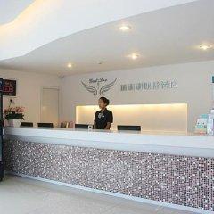 Отель Jialili Hotel (Xi'an Software Park Gaoxin Hospital) Китай, Сиань - отзывы, цены и фото номеров - забронировать отель Jialili Hotel (Xi'an Software Park Gaoxin Hospital) онлайн интерьер отеля