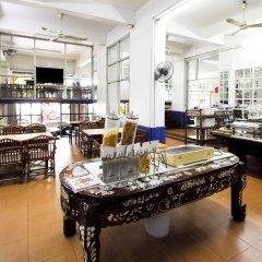 Отель The Krungkasem Srikrung Hotel Таиланд, Бангкок - отзывы, цены и фото номеров - забронировать отель The Krungkasem Srikrung Hotel онлайн интерьер отеля фото 3