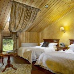 Отель Esperanza Resort Литва, Тракай - 1 отзыв об отеле, цены и фото номеров - забронировать отель Esperanza Resort онлайн комната для гостей фото 5