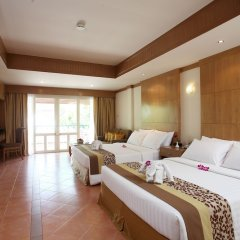 Отель Horizon Patong Beach Resort & Spa Таиланд, Пхукет - 7 отзывов об отеле, цены и фото номеров - забронировать отель Horizon Patong Beach Resort & Spa онлайн комната для гостей фото 4