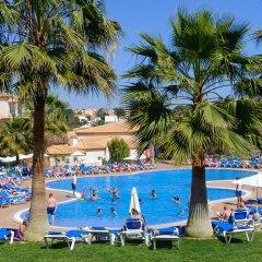 Отель Club Humbria Албуфейра бассейн