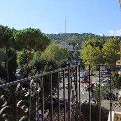 Отель Mi.Ro Rooms Италия, Рим - отзывы, цены и фото номеров - забронировать отель Mi.Ro Rooms онлайн балкон