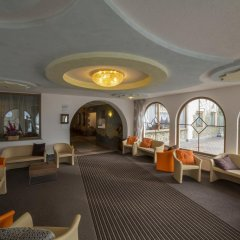 Hotel Saxl Кампо-ди-Тренс интерьер отеля фото 2