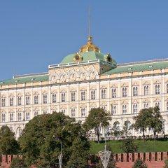 Отель ApartLux Якиманка Москва вид на фасад