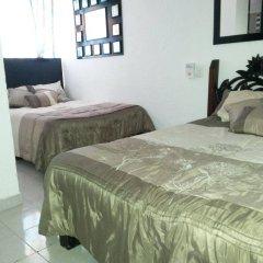 Отель Hacienda Agua Azul Мексика, Плая-дель-Кармен - отзывы, цены и фото номеров - забронировать отель Hacienda Agua Azul онлайн комната для гостей фото 5