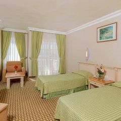 Отель Holiday Park Resort Окурджалар комната для гостей фото 4