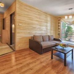 Отель Apartamenty Aparts Польша, Лодзь - отзывы, цены и фото номеров - забронировать отель Apartamenty Aparts онлайн комната для гостей фото 4