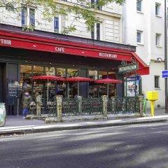 Отель Aparthotel Adagio Access La Villette Париж