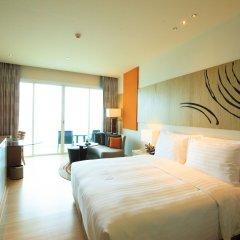 Отель Movenpick Siam Pattaya На Чом Тхиан комната для гостей