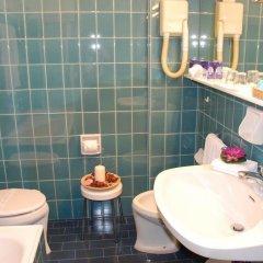 Отель Terme Augustus Италия, Монтегротто-Терме - отзывы, цены и фото номеров - забронировать отель Terme Augustus онлайн ванная