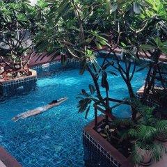 Отель FuramaXclusive Sathorn, Bangkok Бангкок бассейн фото 3