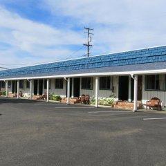 Отель Coast Inn and Spa Fort Bragg парковка
