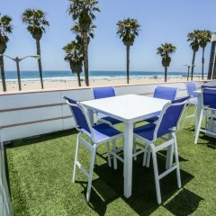 Отель Venice on the Beach Hotel США, Лос-Анджелес - отзывы, цены и фото номеров - забронировать отель Venice on the Beach Hotel онлайн помещение для мероприятий