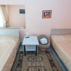 Гостиница Чайка комната для гостей фото 5