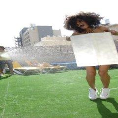 Sea Side Hotel Израиль, Тель-Авив - - забронировать отель Sea Side Hotel, цены и фото номеров спортивное сооружение