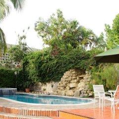 Отель Honduras Maya Гондурас, Тегусигальпа - отзывы, цены и фото номеров - забронировать отель Honduras Maya онлайн бассейн фото 3