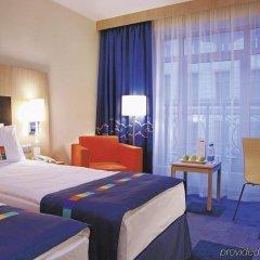 Гостиница Park Inn by Radisson Невский комната для гостей фото 5