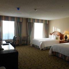 Отель Hilton Garden Inn Columbus Airport комната для гостей фото 2