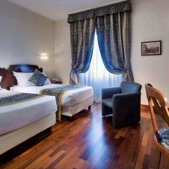 Best Western Plus Hotel Galles сейф в номере