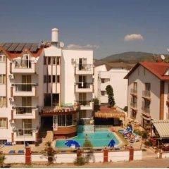 Saffron Apartments Турция, Мармарис - отзывы, цены и фото номеров - забронировать отель Saffron Apartments онлайн пляж
