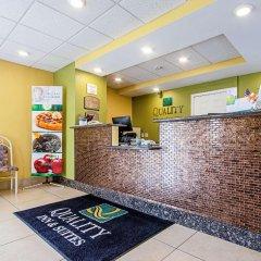 Отель Quality Inn & Suites Glenmont - Albany South интерьер отеля фото 2