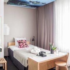 Отель Helka Финляндия, Хельсинки - 13 отзывов об отеле, цены и фото номеров - забронировать отель Helka онлайн комната для гостей фото 5