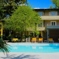 Hotel Palma Меран бассейн фото 3
