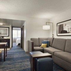 Отель Embassy Suites Columbus Колумбус комната для гостей фото 3
