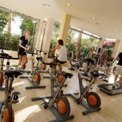 Отель Zafiro Tropic фитнесс-зал