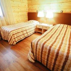 Гостиница Okhta park комната для гостей фото 2