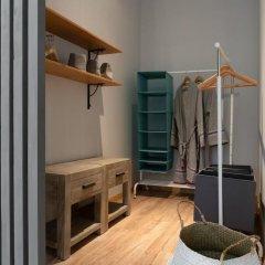 Апартаменты Athens City Center Apartment сейф в номере