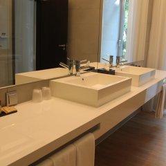 Отель Jupiter Lisboa Hotel Португалия, Лиссабон - отзывы, цены и фото номеров - забронировать отель Jupiter Lisboa Hotel онлайн ванная