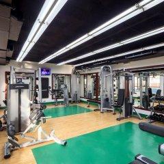 Отель Coral Deira Дубай фитнесс-зал
