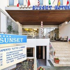 Отель Sunset фото 15