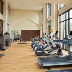 Отель Sheraton Qingyuan Lion Lake Resort фитнесс-зал