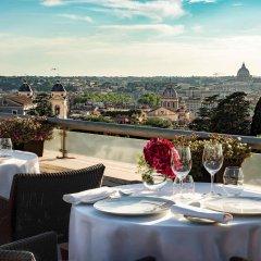 Отель Sofitel Roma (riapre a fine primavera rinnovato) питание фото 2