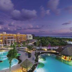Отель Paradisus Playa del Carmen La Esmeralda All Inclusive бассейн
